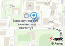 Компания «ВартЭлектраТех» на карте
