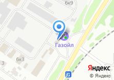 Компания «Сибавтозапчасти» на карте