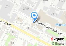 Компания «Сибпластсервис» на карте
