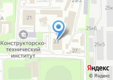 Компания «Семен» на карте