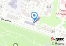 Компания «Общественная приемная депутата Законодательного собрания Новосибирской области Козлова А.П.» на карте