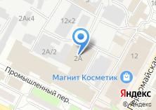 Компания «Серебряный Колос» на карте