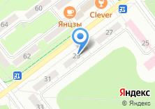 Компания «Мон Амур» на карте