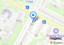 Компания «Дельта в городе Бердске» на карте