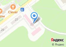 Компания «Консультативно-диагностическая поликлиника №2» на карте