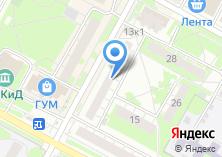 Компания «4Hands Бердск, ул. Лелюха 13 - Студия маникюра и педикюра» на карте