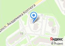 Компания «Клиника Елена» на карте