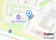Компания «Центр спортивной борьбы» на карте