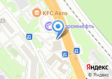 Компания «Сеть автомагазинов» на карте