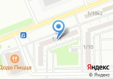 Компания «Серовъ» на карте