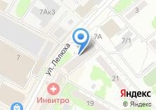 Компания «Игроман» на карте