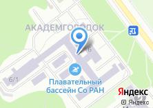 Компания «АкТаун» на карте