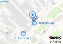 Компания «Авто Свет» на карте