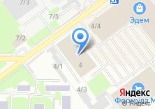 Компания «АкадемТеплоПроектМонтаж» на карте