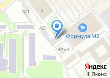 Компания «Belmoca» на карте
