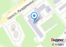 Компания «ГЕОсофтЛАБ» на карте