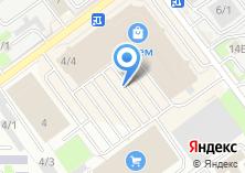 Компания «Ле Шале» на карте