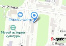 Компания «Магазин инструментов и отделочных материалов» на карте