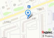 Компания «Кедрач» на карте