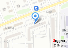 Компания «Infitto Gym» на карте