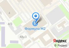 Компания «Абрис» на карте