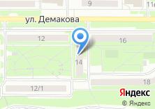 Компания «БФК» на карте