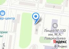 Компания «Йес клаб НУДО» на карте