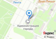 Компания «Администрация муниципального образования г. Бердска» на карте