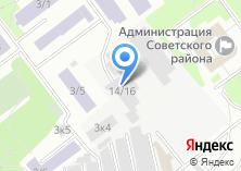 Компания «СибирьФудСервис» на карте