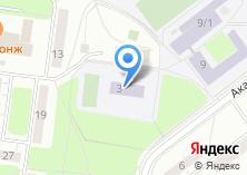 Компания «Православная Гимназия во имя Преподобного Сергия Радонежского» на карте