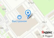 Компания «Дельфин производственно-торговая компания» на карте