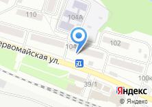 Компания «Express Service» на карте