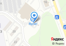 Компания «БТИ Новосибирской области» на карте
