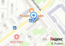 Компания «Листик» на карте