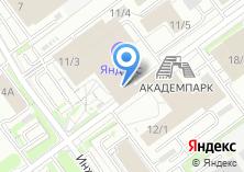 Компания «Ломоносов Капитал» на карте