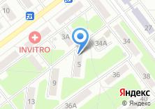 Компания «Узоры» на карте