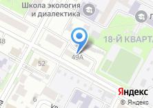 Компания «Копировальная Техника Сибири» на карте