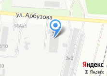 Компания «АкадемЛесСервис» на карте
