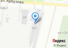 Компания «Вольха» на карте