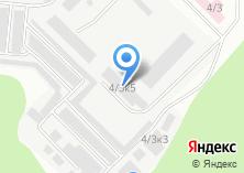 Компания «Катрен-Экспресс» на карте