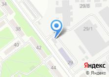Компания «Ситэк» на карте