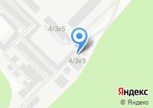 Компания «Шестерёнка» на карте