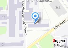 Компания «Солинк» на карте