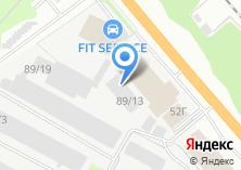 Компания «Мебельвам» на карте
