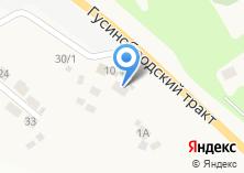 Компания «У Ванюши» на карте