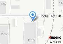 Компания «Сибирь-Кабель» на карте
