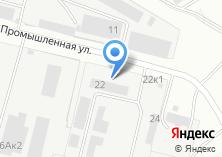 Компания «Сибирские Терема» на карте