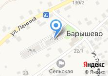 Компания «Строящийся жилой дом по ул. Тельмана (Барышево)» на карте