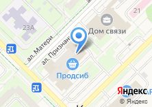 Компания «еЗдоровье.ру» на карте