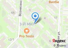 Компания «Имзи» на карте